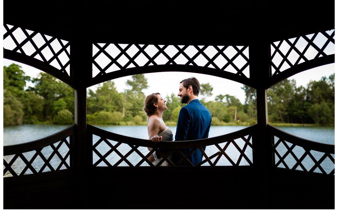 Photographe mariage au Domaine de Cordet – Christine et Frédéric – Teaser