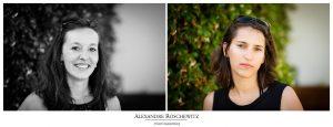 Les photos de l'EVJF de Capucine, au bord de la piscine d'une belle villa de Lastresne. Alexandre Roschewitz Photographies.