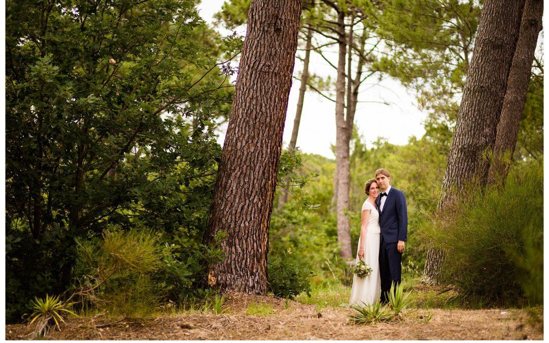 Photographe mariage au Tir au Vol – Marine et Jean-Philippe