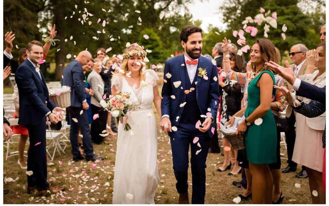 Photographe mariage Château Larrivet Haut Brion – Jennifer + Thomas – Teaser