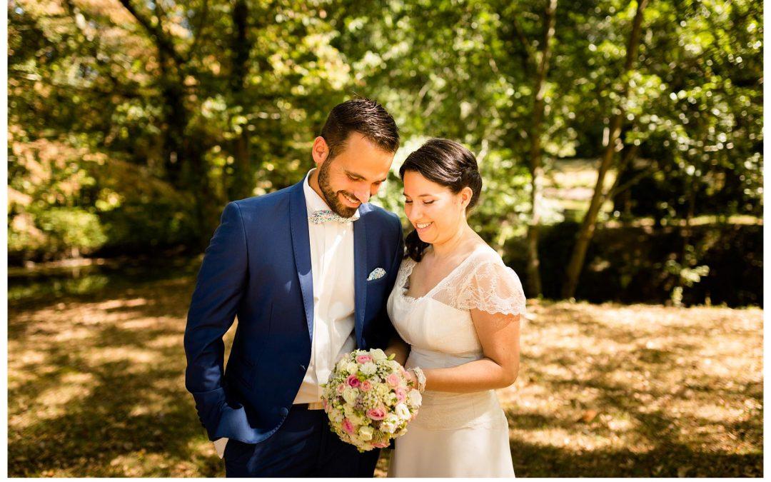 Photographe mariage à Beychac et Caillau – Amandine + Adrien