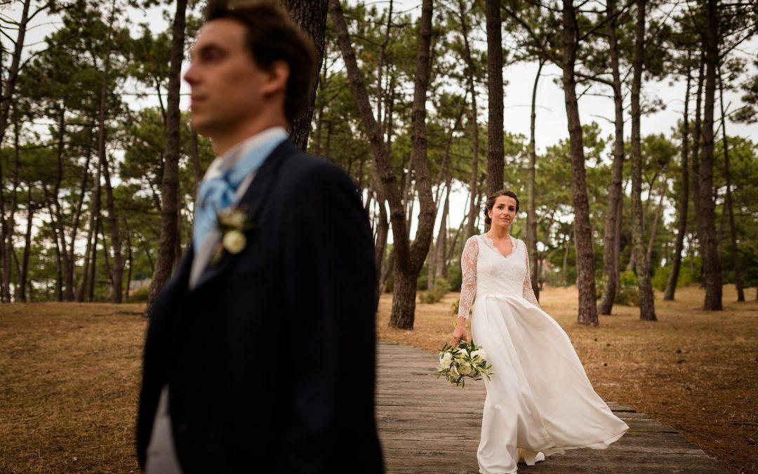 Mariage au Tir au Vol Arcachon – Maud + Antoine – Teaser
