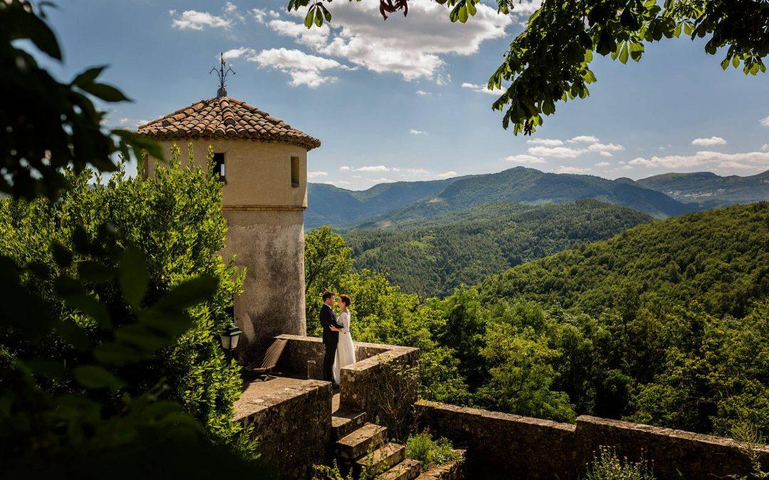 Mariage Ardèche – Château Liviers – Oriane + Guillaume – Teaser