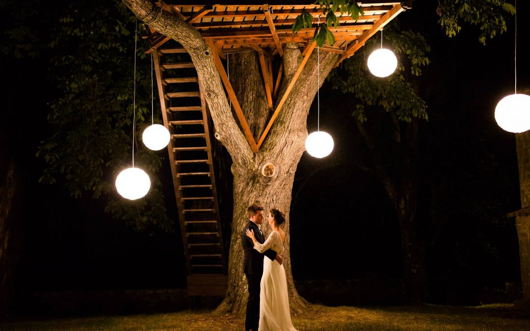Photographe mariage Ardèche – Château de Liviers – Oriane + Guillaume