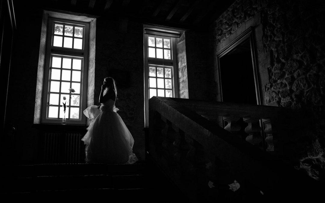 Mariage au Château de La Ligne – P+X