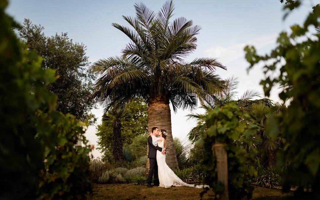 Photographe mariage Château Pape Clément – Charline + Yohan