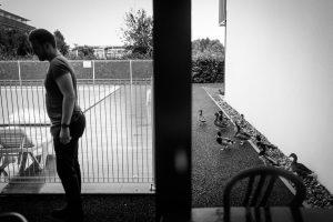 Le reportage photo de mariage d'Aurore et Philippe à l'hippodrome de La Teste de Buch et à la Corniche. Photographe mariage bassin d'Arcachon.