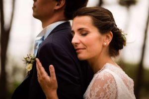 Mariage au Tir au Vol d'Arcachon. Photos de couple à la plage Pereire.