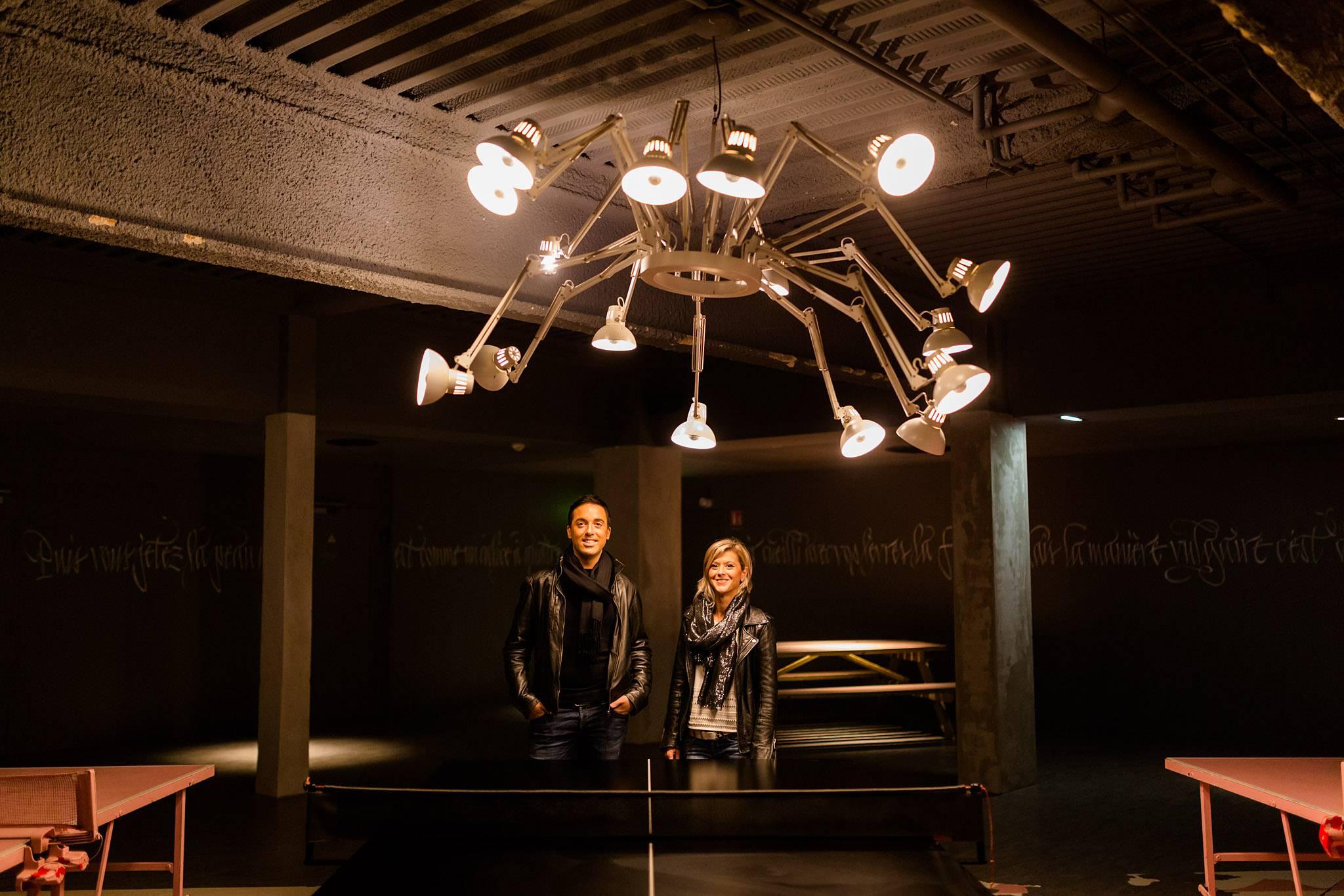 Photographe couple original à Bordeaux