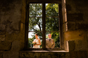 Mariage a la citadelle de Bourg sur Gironde