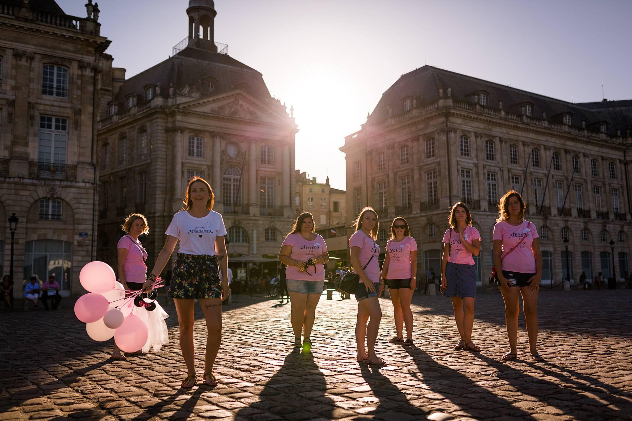 EVJF à Bordeaux fun pour son mariage
