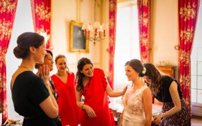 Photographe Mariage Château de Baronville – Claudia + Reda – Teaser