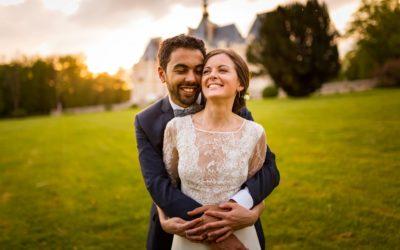 Photographe mariage au Château de Baronville – Claudia + Reda