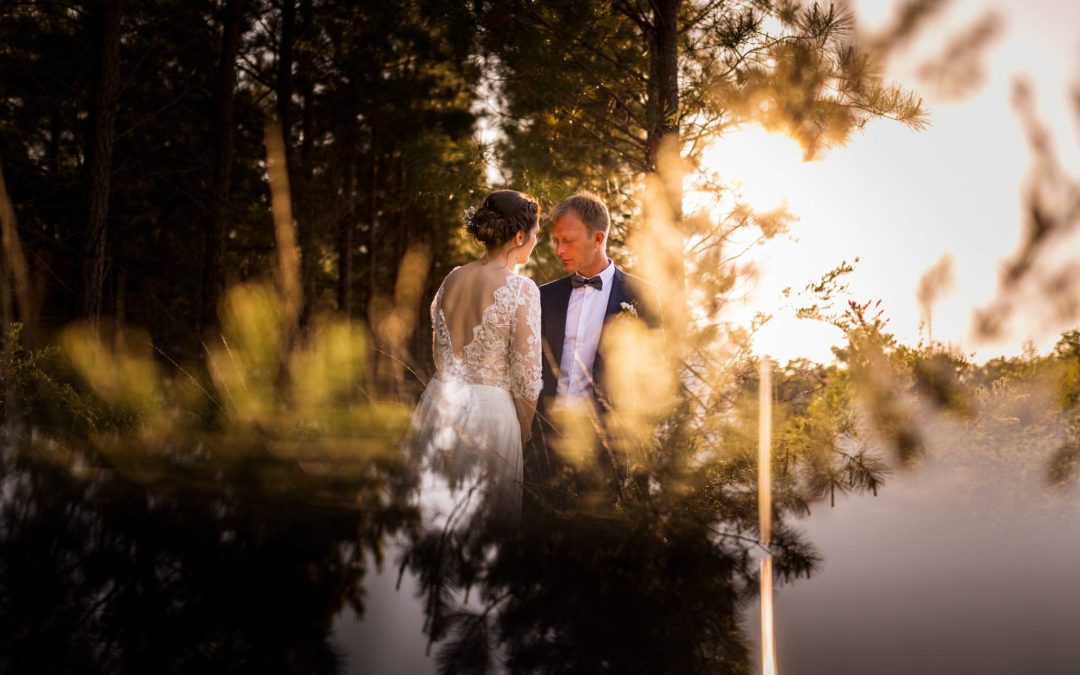 Mariage au Porge – Camille + Romain – Teaser