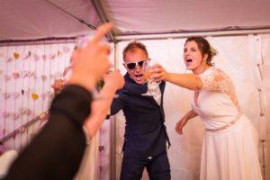 photo soiree mariage