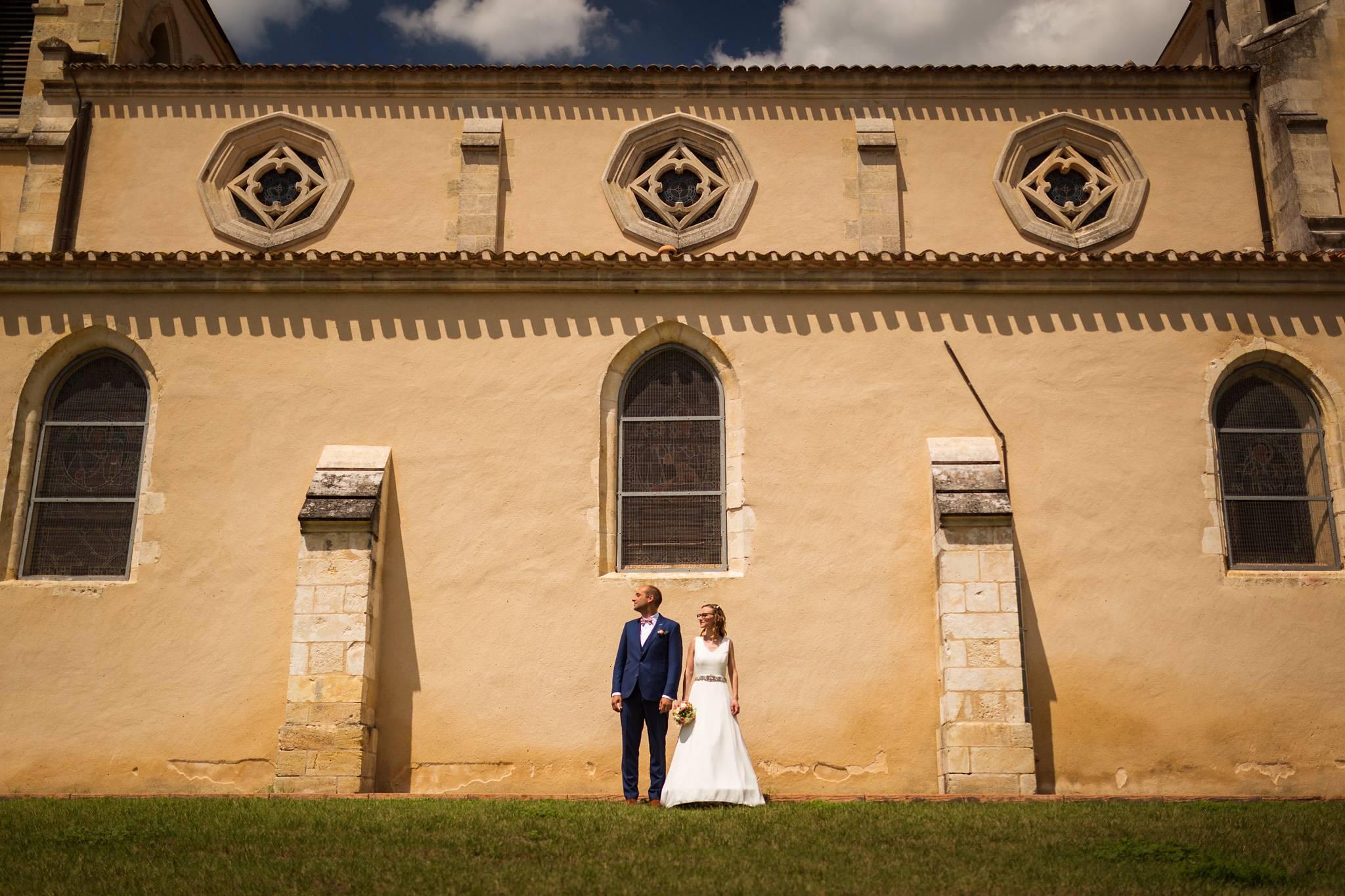 Un aperçu du reportage photos de mariage de Caroline et Yoann à Mios, Biganos, et à La Hesta de Biscarrosse.