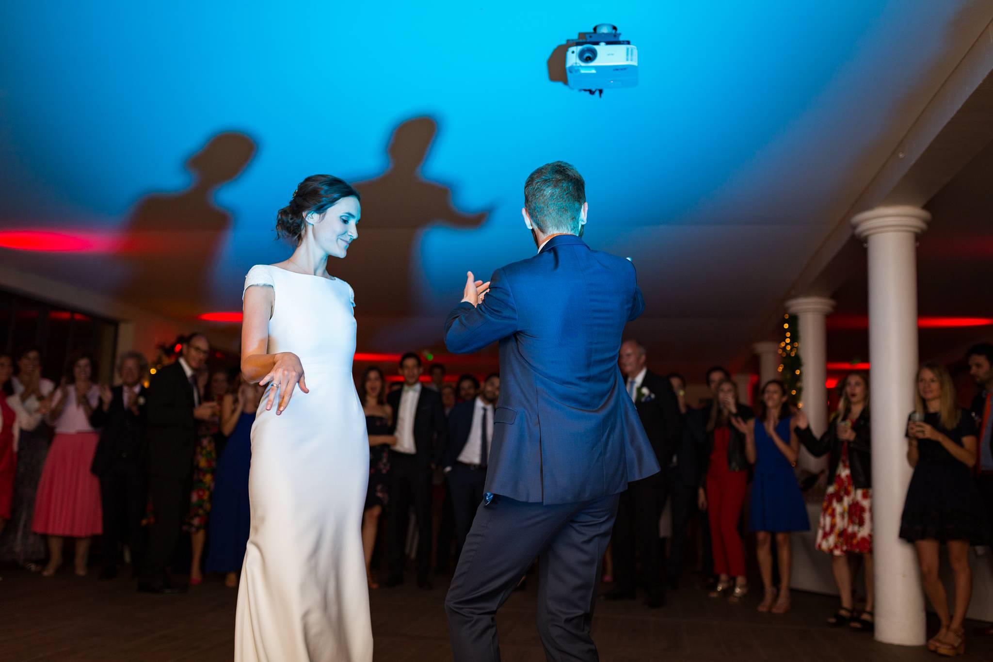 Reportage photos mariage de Hortense et Antoine au Palais Briau à Varades, à l'Abbatiale de Saint Florent-le-Vieil puis au Château de Vair à Anetz.