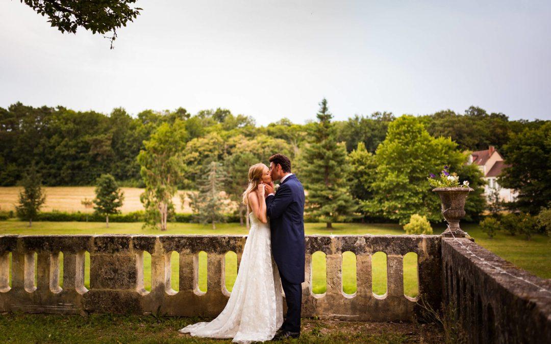 Mariage en Dordogne – Domitille + Maxime – Teaser
