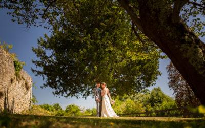 Mariage Chateau d'Auros – M+J – Teaser