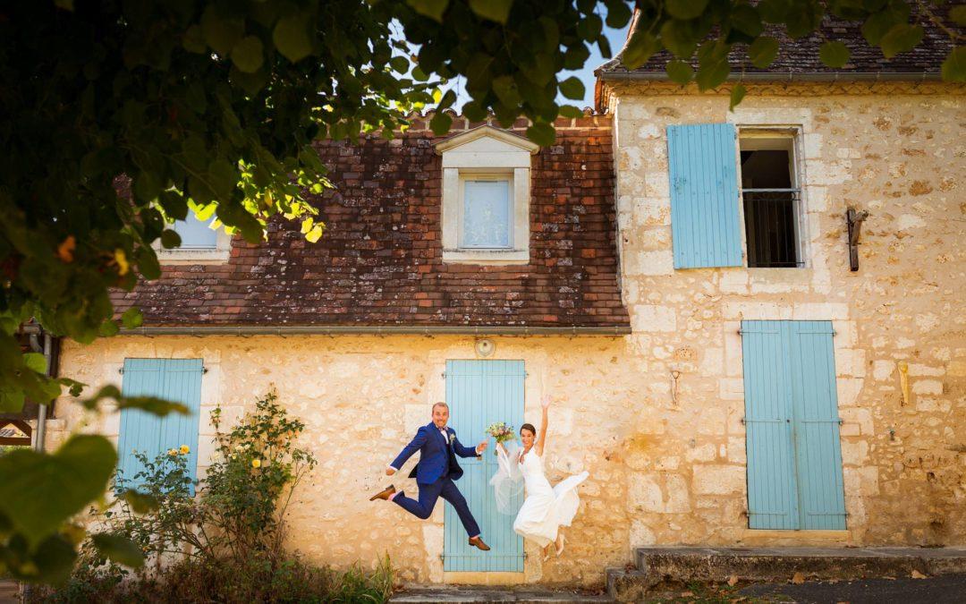 Mariage Domaine de la Fauconnie – A+F – Teaser