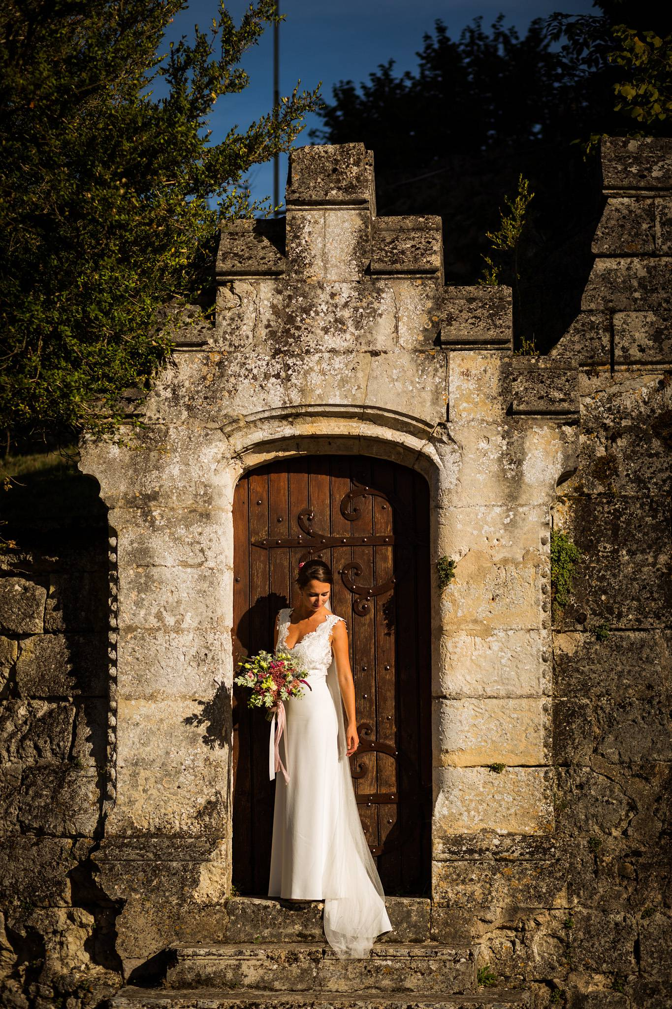 Mariage au Domaine de la Fauconnie Dordogne