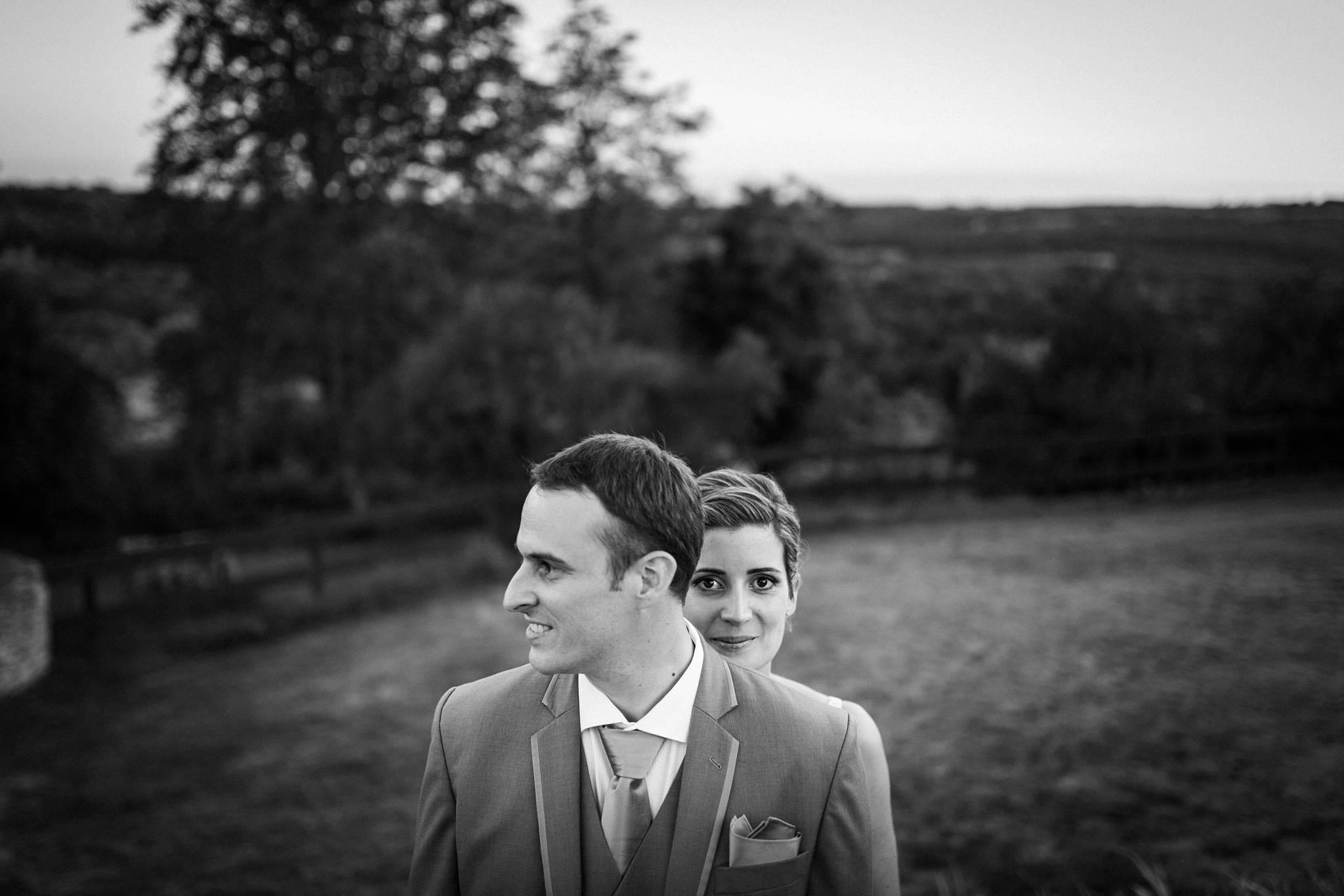 Le mariage au Chateau d'Auros de Mario et Jérémy, entre France et Californie où ils vivent. Jeux, photobooth et bonne humeur au programme !