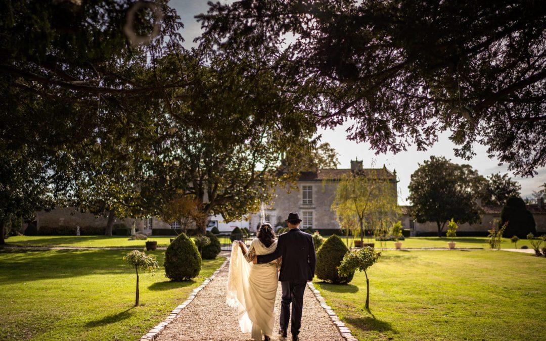Mariage au Chateau de La Ligne – L+T – Teaser
