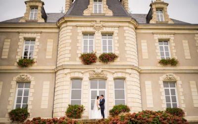 Mariage Château Villeneuve Guérande – N+V