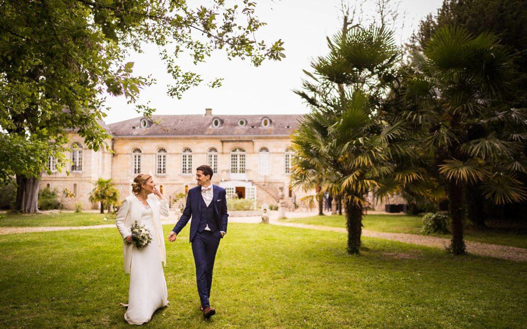 Mariage à la Chartreuse des Eyres – Fanny + Thomas – Teaser
