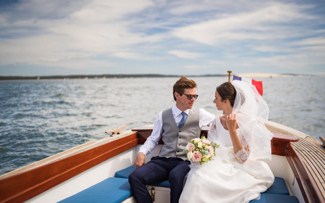 Mariage au Cap Ferret – Capucine + Jean – Teaser
