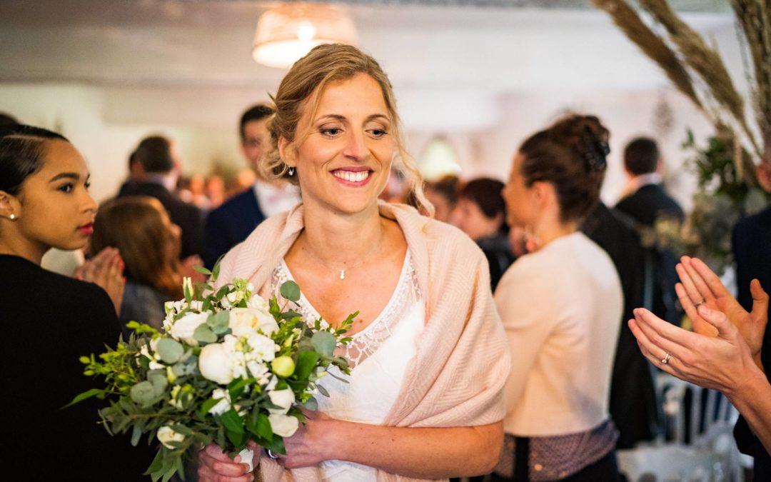Mariage laïque à la Chartreuse des Eyres – Fanny + Thomas
