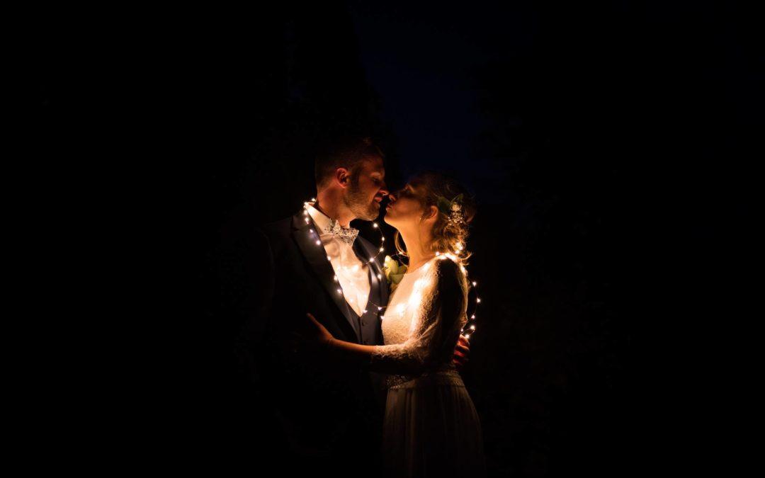 Mariage à la campagne en Normandie – Mégane + Florian