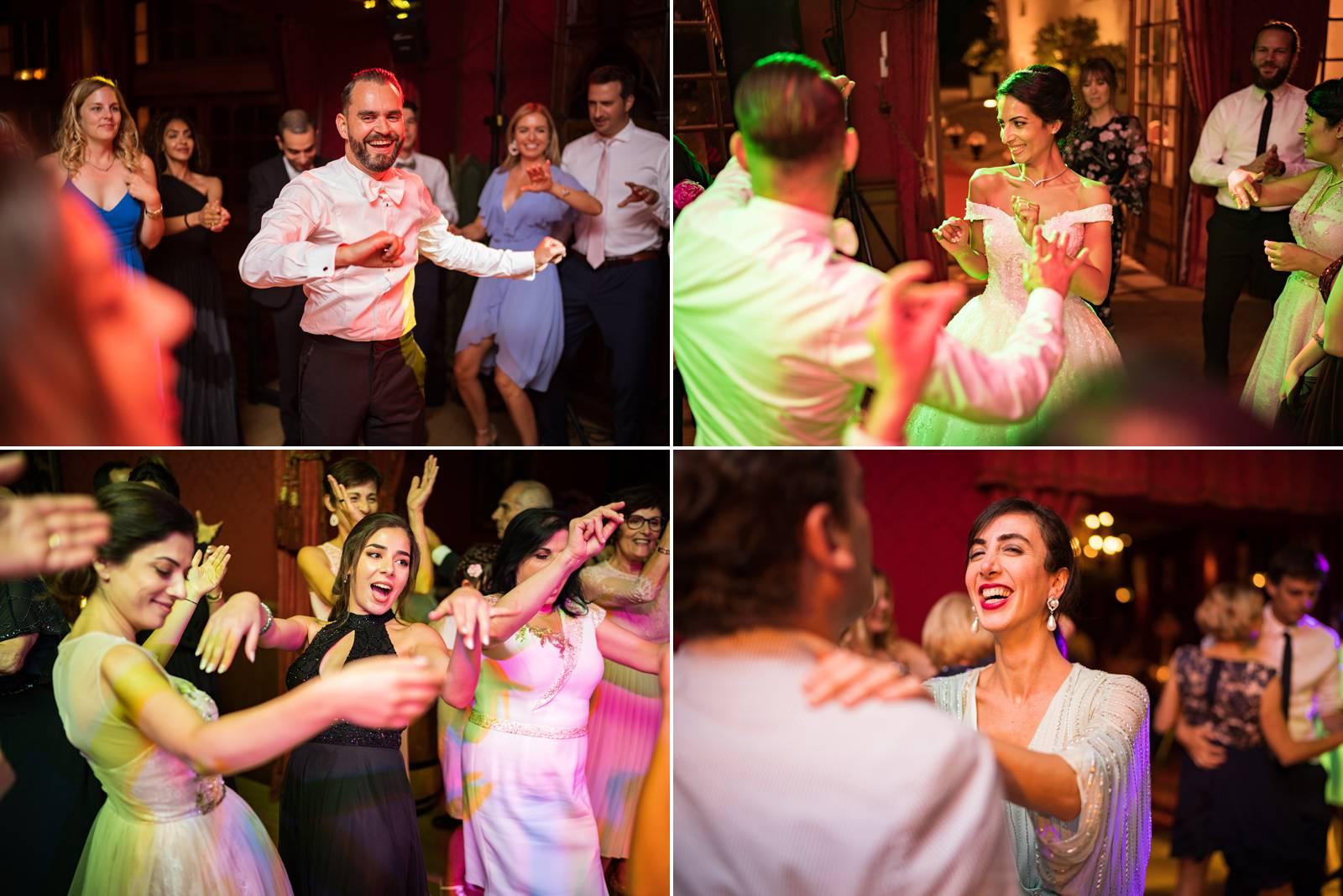L'aperçu du mariage franco-libanais à Bouliac de Nicole et Sébastien puis au Château Pape Clément à Pessac. Alexandre Roschewitz Photographe Mariage.