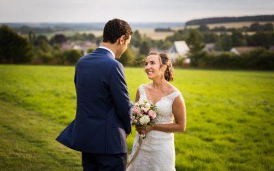 Mariage au Domaine de Montchevreuil – E+A – Teaser
