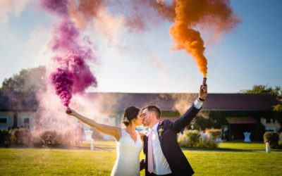 Mariage à la Grange de Fontenay – C+Q – Teaser