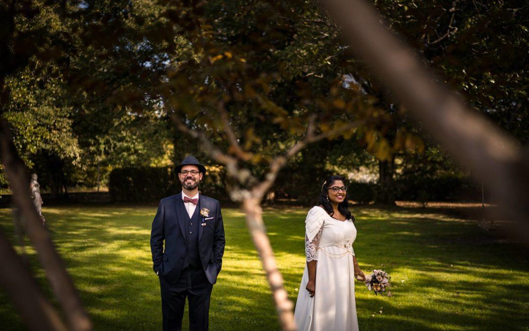 Mariage au Château de La Ligne – L+T