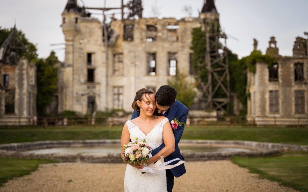 Mariage au Domaine de Montchevreuil – E+A