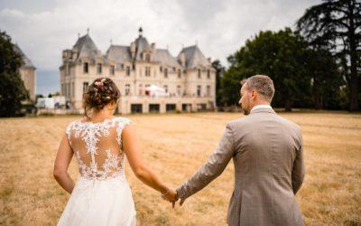 Mariage au Château de Vair – A+L – Teaser