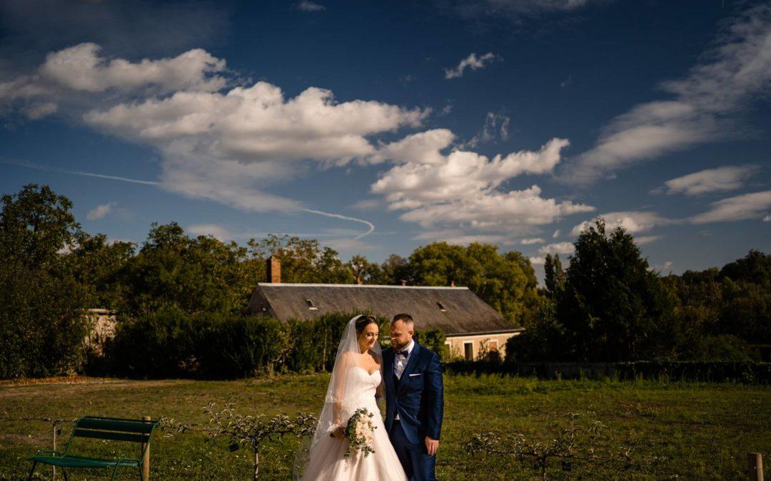 Mariage au Domaine de La Ferme du Parc – M+V – Teaser