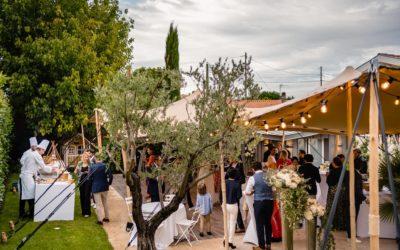 Mariage dans le jardin à Bordeaux – M+J – Teaser